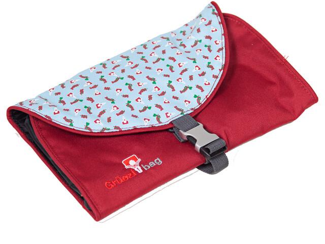 Grüezi-Bag Trousse de toilette Petit, berry